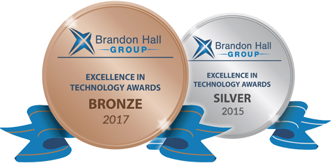 CD2 Learning wins a coveted Brandon Hall Group Silver Award for Excellence