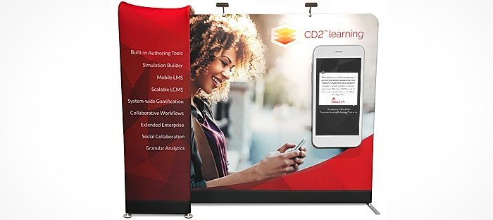 CD2 showcases digital solutions at HR Tech Conference  in Las Vegas