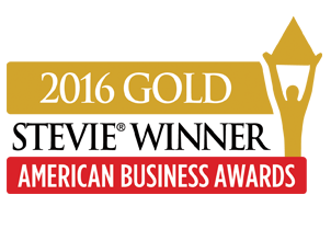 2016 Gold Stevie Winner for Moment-in-Time Mobile App