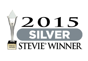 2015 Silver Stevie Awards