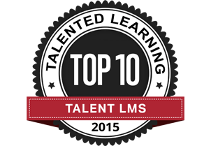 World's Best Talent LMS - Top 10 List - Talented Learning - 2015