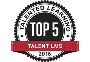 CD2 is honored for 2nd year in a row - Top 5 - Talent LMS