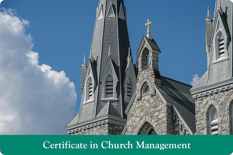 Certificate in Church Management