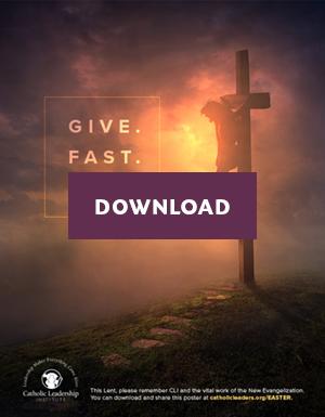 Lenten Poster