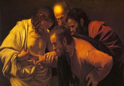 Caravaggio - Cena in Emmaus