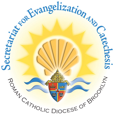 Secretariat for Evangelization and Catechesis Logo