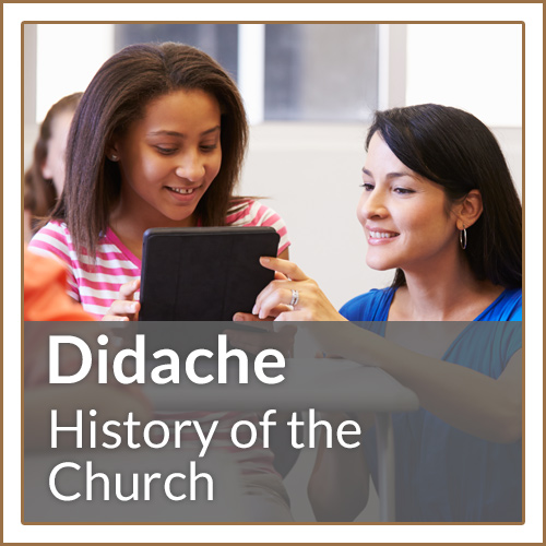 Comprehensive history of the Catholic Church including every major event