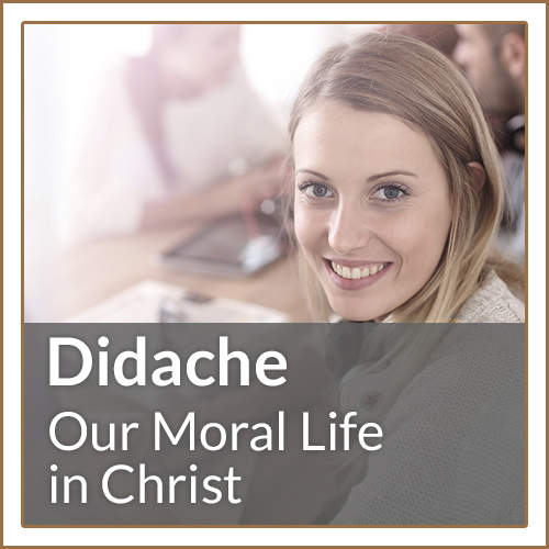 Our Moral Life in Christ presents the more complex theological concepts of the Faith