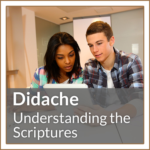 Understanding the Scriptures, Dr. Scott Hahn presents a Catholic approach to Scripture, highlighting covenant