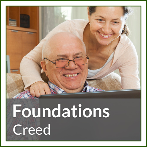 Creed - God's loving creation of mankind to divine understandings of the End Times