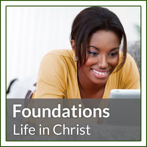 Life in Christ, the fullness of God's law revealed through Christ.