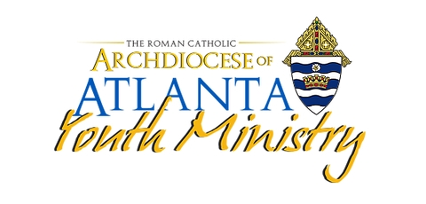Archdiocese of Atlanta Youth Ministry Logo